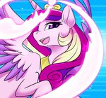 highres princess_cadance the-sweet-queen
