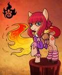 annie crossover goodgas league_of_legends plushie ponified toy