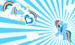 evilarcticfox rainbow_dash wallpaper