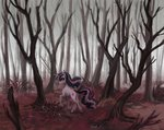 forest highres trees twilight_sparkle weird--fish