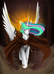 cloak longinius-ii princess_celestia