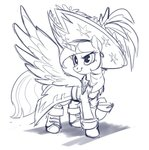 clothes hat luciferamon pirate princess_twilight sketch twilight_sparkle