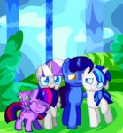 andromedasparkz highres parents shining_armor spike twilight's_dad twilight_sparkle twilight_velvet