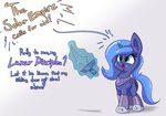 heir-of-rick princess_luna sword weapon woona