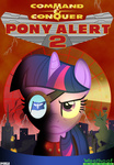 a4r91n command_and_conquer crossover manehattan military on_fire parody red_alert soviet twilight_sparkle