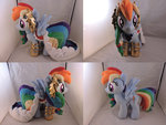 dress gala_dress little-broy-peep-inc photo plushie rainbow_dash toy