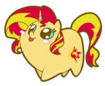 coggler gopherfrog sunset_shimmer