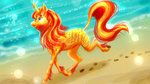 asurama highres kirin species_swap sunset_shimmer