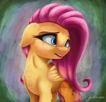 absurdres fluttershy galinn-arts highres tears