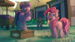 highres noben pinkie_pie soap_box spike twilight_sparkle