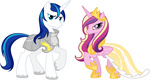armor equestria-prevails highres princess_cadance shining_armor transparent