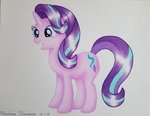 absurdres highres maximustimaeus starlight_glimmer traditional_art