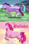 highres horselike pinkie_pie princess_twilight scutterland twilight_sparkle
