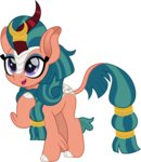 cloudyglow highres kirin somnambula species_swap vector