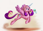 highres ice_cream jekidrawings magic princess_cadance