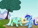 candy lollipop lyra_heartstrings magic minuette park tigerparadise