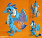 highres photo plushie princess_ember sewyouplushiethings toy