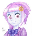 equestria_girls mayorlight sunny_flare traditional_art