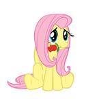 flowers fluttershy highres rose_(flower) socio transparent vector