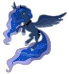 highres princess_luna sugarcup91