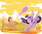applejack jowybean princess_twilight tennis twijacky_weekly twilight_sparkle