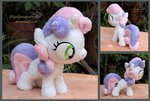 piquipauparro plushie sweetie_belle toy
