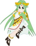 equestria_girls highres kaylathehedgehog kid_icarus palutena transparent vector