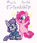 maud_pie pinkie_pie text thesoleil
