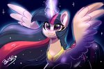 magic oofycolorful princess_twilight twilight_sparkle