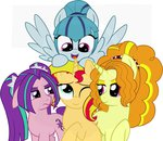 adagio_dazzle aria_blaze equestria_girls ponified sonata_dusk sunset_shimmer tambelon the_dazzlings watermark