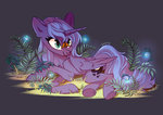 absurdres butterfly highres princess_luna shore2020