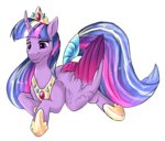 highres not-ordinary-pony princess_twilight twilight_sparkle