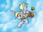 derpy_hooves mail muffin recycletiger