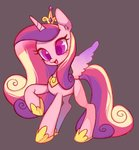 highres ikirunosindo princess_cadance