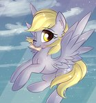 autumnvoyage derpy_hooves highres letter