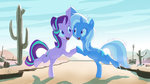 raikoh14 starlight_glimmer the_great_and_powerful_trixie