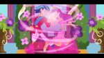 black_bars highres humanized magic princess_cadance shining_armor trinityinyang wallpaper