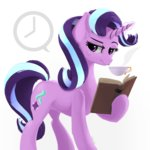 book highres magic qzygugu starlight_glimmer