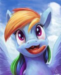 rainbow_dash screencap_redraw screenshot_recreation tongue tsitra360