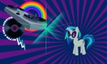 dj evilarcticfox highres vinyl_scratch wallpaper