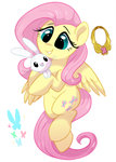 angel fluttershy oofycolorful