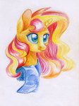 maytee sunset_shimmer traditional_art