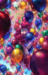 absurdres balloon highres pinkie_pie turnipberry