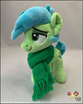 ketikacraft photo plushie sandbar scarf toy