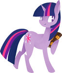 book highres starrypon twilight_sparkle