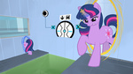 immortaltanuki magic portal twilight_sparkle