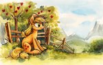 applejack kenket sophiecabra sweet_apple_acres