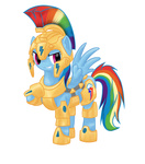 armor highres rainbow_dash transparent xmazax