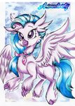 animechristy highres silverstream traditional_art