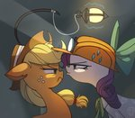 applejack helmet highres lantern looknamtcn rarity